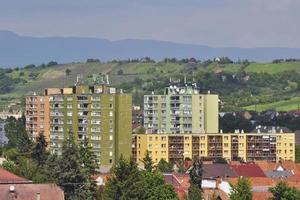 conjunto habitacional na europa oriental foto