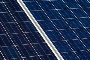 painel solar foto