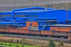 transporte ferroviário, foto