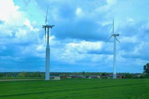 moinhos de vento foto