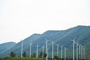 geradores de turbinas eólicas.