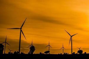 turbina de vento foto