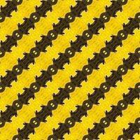 textura perfeita em mosaico floral caleidoscópico
