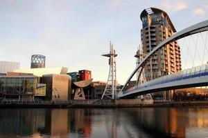 Salford Quays, Manchester foto