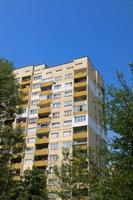 blocos de apartamentos foto