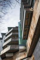 nova construção de habitação