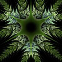 abstrato fractal