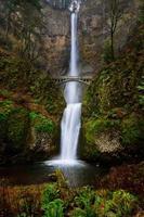 vista de multnomah Falls