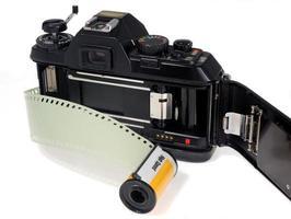 Câmera de filme 35mm