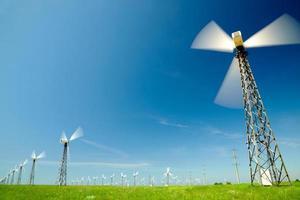 geradores eólicos foto