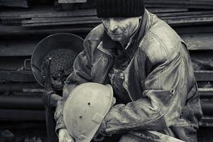 fome e pobreza foto