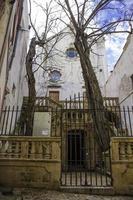 velha igreja em gallipoli, lecce