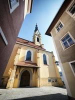 famosa igreja bavária foto