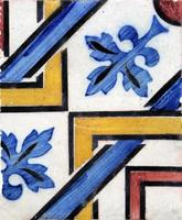 azulejos tradicionais do porto, portugal foto