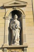 estátua foto