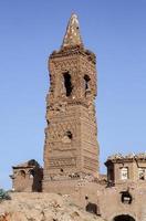 aldeia belchite destruída durante a guerra civil espanhola foto