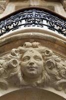 fachada de uma casa francesa foto