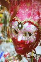 máscara veneziana foto