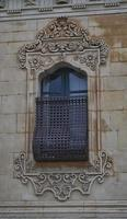 detalhe do barroco siciliano foto