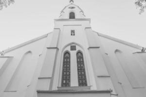 fachada de igreja católica