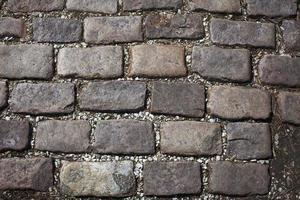 tijolos de chão