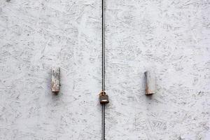 persianas de madeira foto