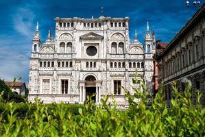 Carta da Pavia foto