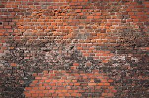 parede de tijolos