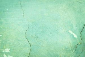 textura de parede de concreto exposta azul foto