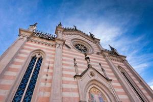 valvasone, a igreja de san marco foto