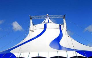 tenda de circo foto