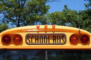 ônibus escolar foto