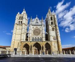 catedral de leon, espanha