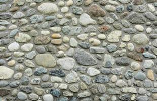 parede de rocha do oceano foto