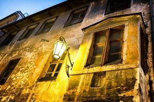poste de luz antigo