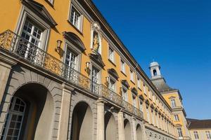 fachada da universidade em bonn foto
