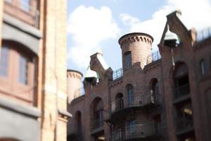 Speicherstadt Hamburgo foto