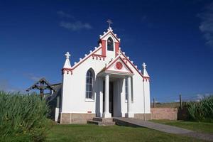 capela de prisioneiros foto