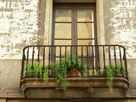 janela de sacada foto