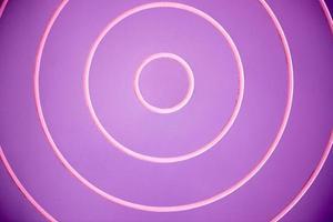 fundo com círculos que lembram foto