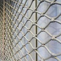 rideau de fer; cortina de Ferro foto