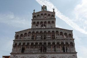 San Michele In Foro em Lucca