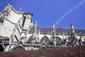 catedral gótica foto