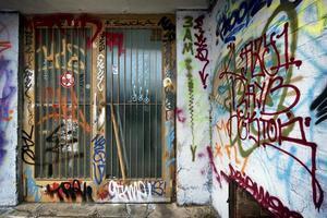 grafite foto