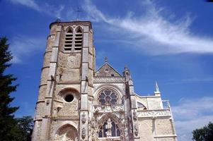 igreja paroquial medieval foto