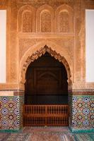 bela decoração ornamental foto