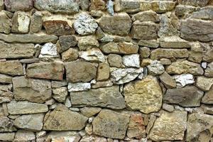 parede de alvenaria velha