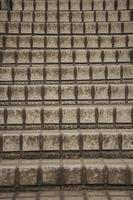 textura de escada foto