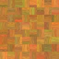 parquet multicolorido