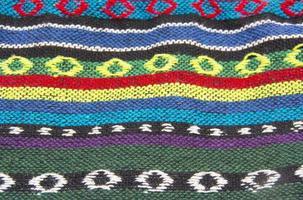 tapete azerbaijão feito à mão foto
